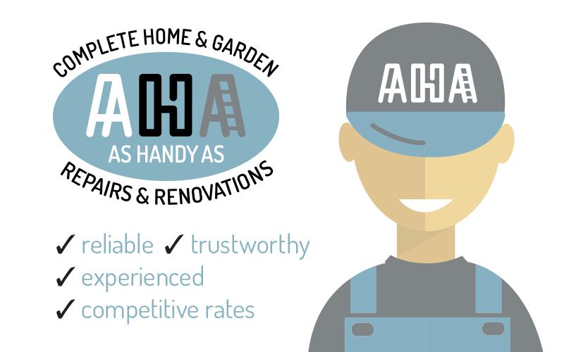 Scott Thomas – As Handy As – Handyman | Handyman Services